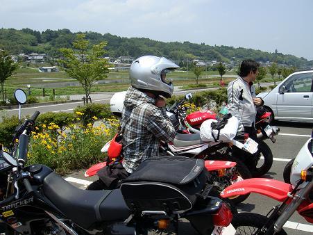 やまさん、いまから鹿児島に帰ります.JPG
