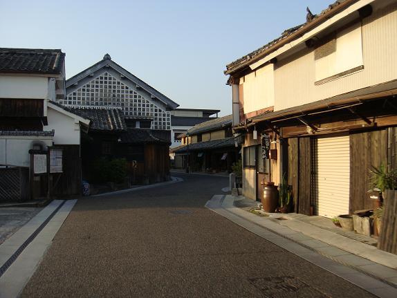 日田の豆田町通過.JPG