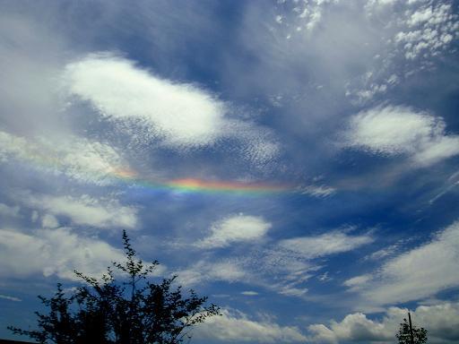 空にこんな虹がかかってます.JPG