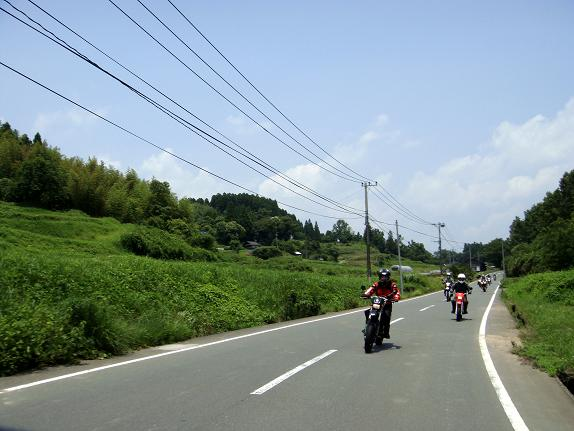 竹田周辺の道って阿蘇より好きかも.JPG