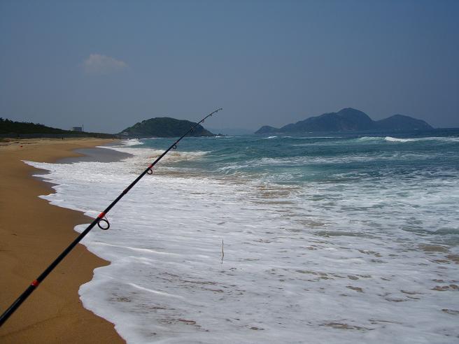 見栄えなく海まで来て見た.JPG