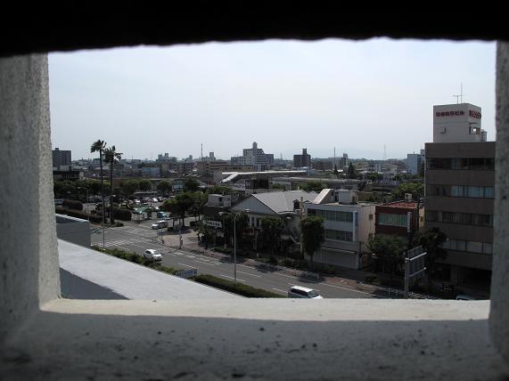 覗き穴から見た風景.JPG